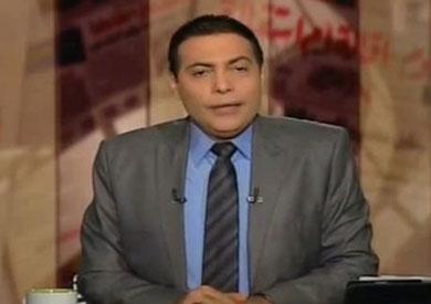 الاعلامي محمد الغيطي