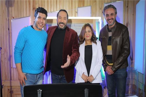 شادي مؤنس - حنان ماضي - علي الحجار - سالم الشهباني
