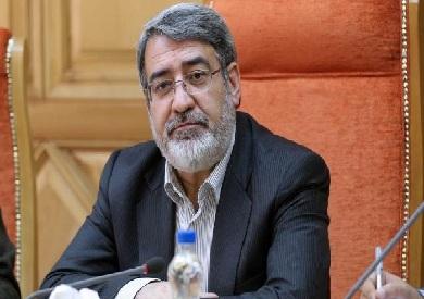 وزير الداخلية عبد الرضا رحماني فضلي