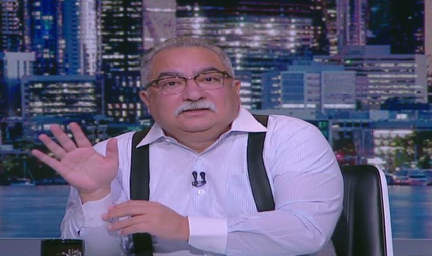 الكاتب الصحفي إبراهيم عيسى