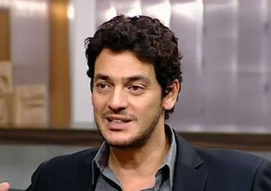 الفنان خالد أبو النجا