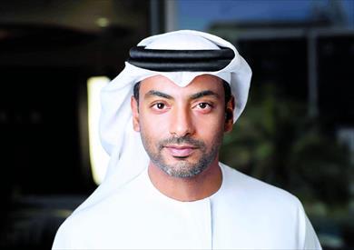 ماجد السويدي مدير عام مدينة دبي للاستديوهات