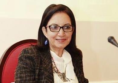 الدكتورة نهلة إمام الأستاذ بأكاديمية الفنون نائب رئيس الجمعية المصرية للمأثورات الشعبية