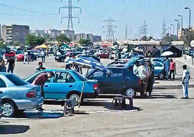 بيع وشراء السيارات المستعملة فى السوق المحلية والوسائل الأكثر