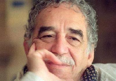 الكاتب والأديب الكولومبى الشهير جابرييل جارسيا ماركيز