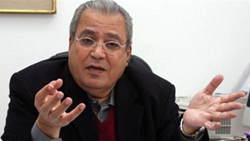 الدكتور جابر عصفور - وزير الثقافة