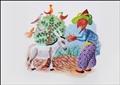 تعد سلسلة «جحا» لأحمد بهجت الأيقونة البارزة فى مسيرة مصطفى حسين