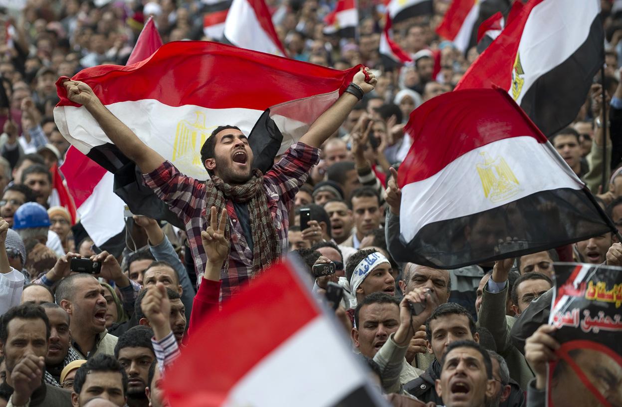 الثورات العربية، ديمقراطية أو لن تكون ! |