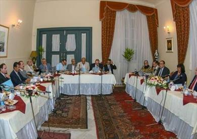 اجتماع مجلس «أمناء أوبرا الإسكندرية»