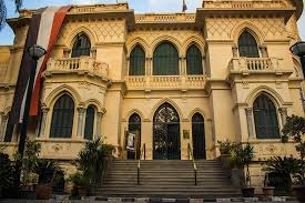 مكتبة القاهرة