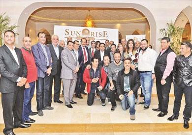 بروتوكول تعاون بين «صن رايز» ومؤسسة ابتسامة لتوفير العمالة المنتجة فى مجال السياحة