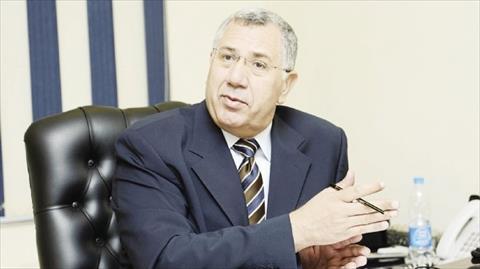 Image result for السيد القصير رئيس البنك الزراعي :