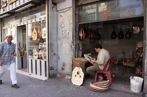 شارع محمد على 2 تصوير مجدى ابراهيم