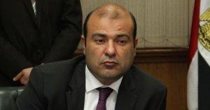 د. خالد حنفي وزير التموين