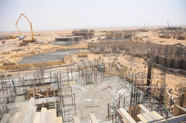 مفاوضات بين العاصمة الإدارية وإعمار مصر لتطوير 1500 فدان بالعاصمة الإدارية