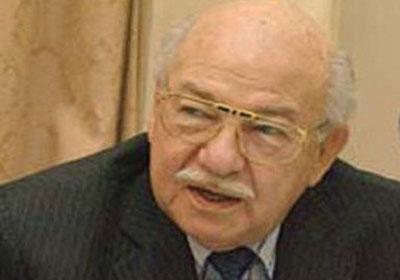 المستشار محمود فهمي - رئيس لجنة التشريعات الاقتصادية بجمعية رجال الأعمال المصريين