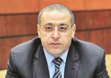اشرف سالمان وزير الاستثمار