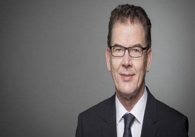 وزير التعاون الاقتصادي والتنمية الألماني الدكتور جيرد مولر