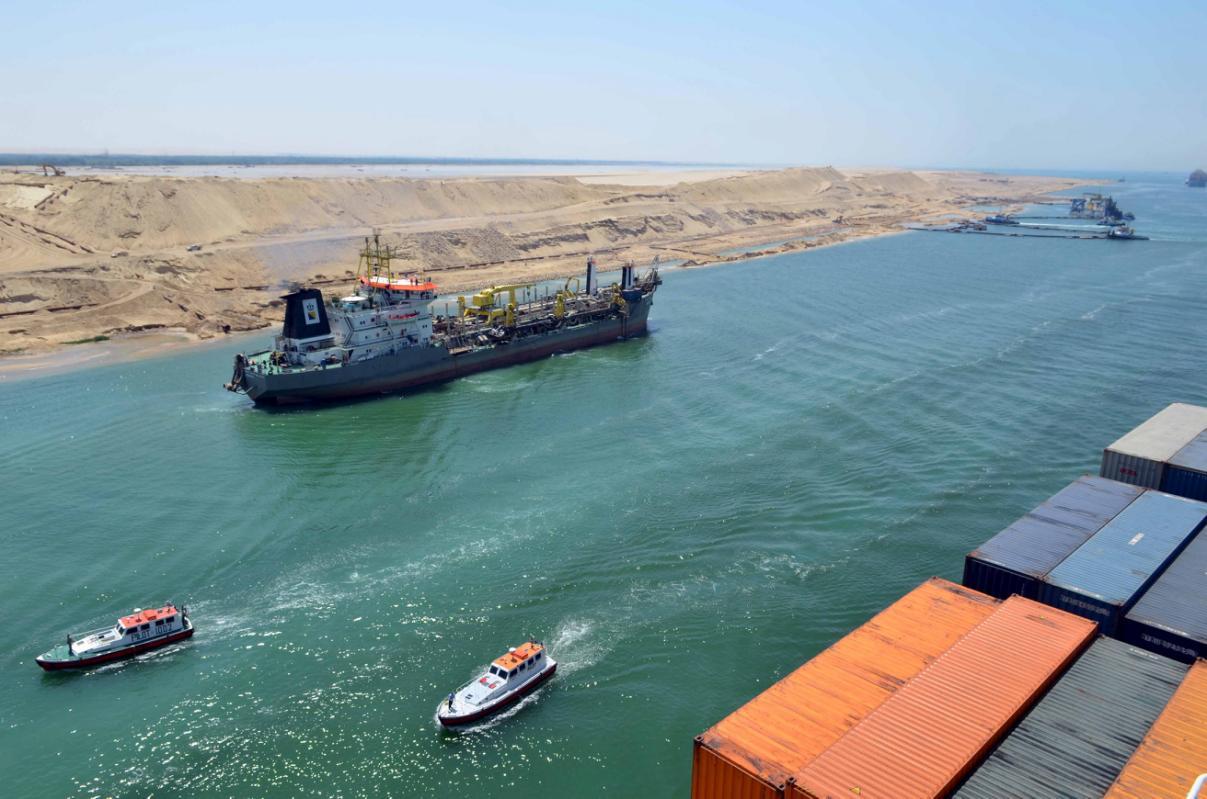 «قناة السويس»: نجحنا في تسويق 23 مليون متر مربع بالمنطقة الاقتصادية