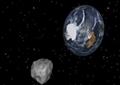 كويكب يمر على مسافة قريبة من الأرض اليوم