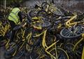 يمكن للمستخدم أن يترك دراجاته في أي مكان بعد انتهاء رحلته