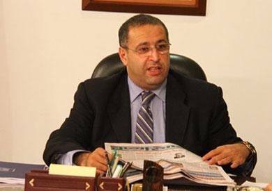 وزير الاستثمار اشرف سلمان