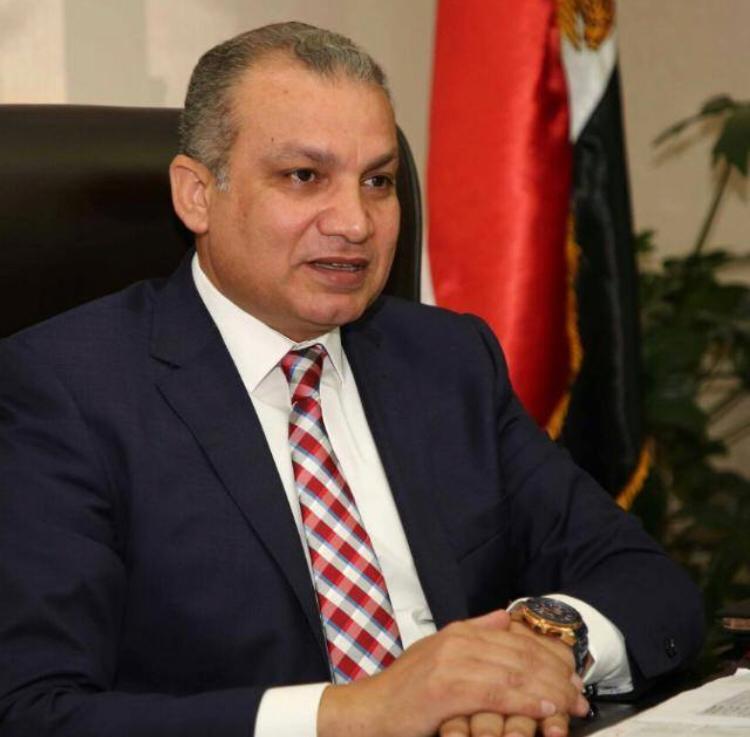 خالد صديق المدير التنفيذي لصندوق العشوائيات