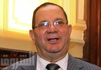 محمد رضا إسماعيل وزير الزراعة