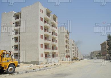 طرح وحدات سكنية جديدة - تصوير: مجدي إبراهيم