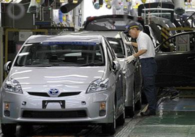تشغيل أكبر مركز لتوزيع قطع غيار «تويوتا» في شمال أفريقيا بمدينة السادات -