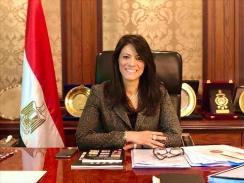 رانيا المشاط وزير التعاون الدولي