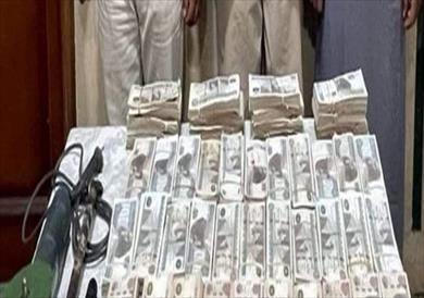ضبط المتهمين بسرقة 590 ألف جنيه من البنك الزراعي بالشرقية