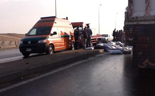 مصدر أمني: مقتل شخص في انفجار عبوة ناسفة أعلى الطريق الدائري بالجيزة          ::  :: نسخة الموبايل