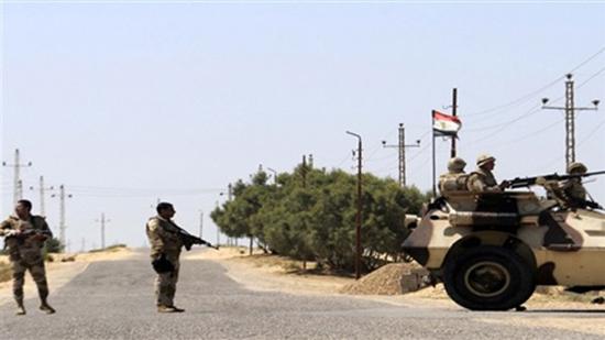 مصادر أمنية: مقتل 13 عنصرا مسلحا في قصف جوي لقوات الأمن بجنوب العريش