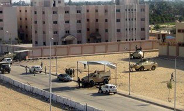 11 يناير.. بدء محاكمة المتهمين في قضية الهروب من سجن المستقبل بالإسماعيلية