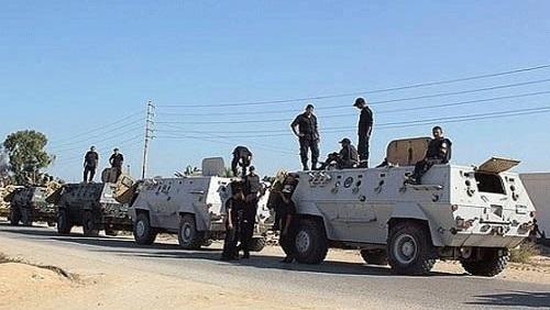 ضبط 34 محكومًا خلال حملات مكبرة في شمال سيناء