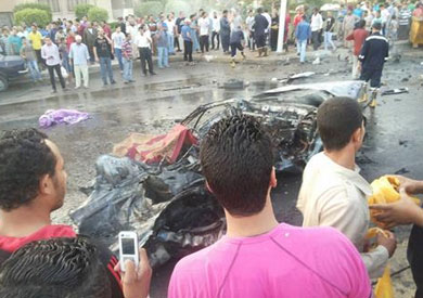 «الصحة»: مقتل 3 وإصابة آخر في انفجار سيارة مفخخة بـ6 أكتوبر