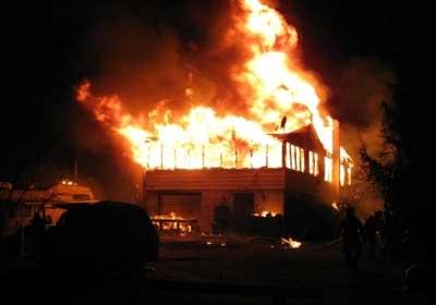 السيطرة على حريق بقسم العجوزة - أرشيفية