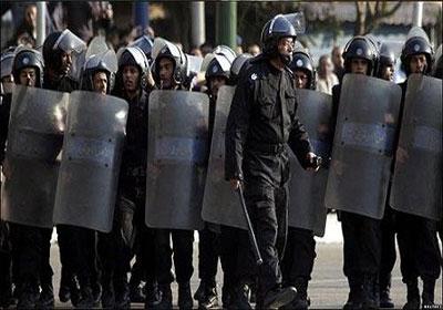 جانب من قوات الأمن المركزي - أرشيفية