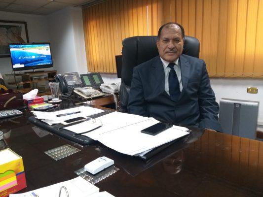 المهندس عبدالمنعم حافظ رئيس شركة أنابيب البترول