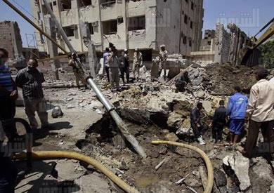 تفجير «الأمن الوطني» من الأعمال الإرهابية في مصر