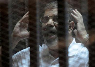 اعدام مرسي - ارشيفية