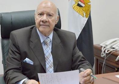 المستشار علي رزق رئيس هيئة النيابة الإدارية