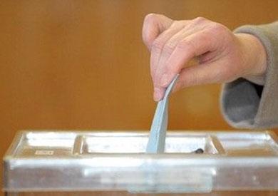 مواطنون يدلون بأصواتهم في انتخابات البرلمان