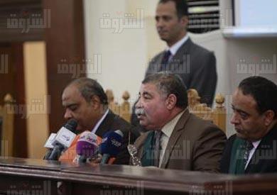 محكمة «اغتيال النائب العام» تأمر بالقبض على 14 شاهد إثبات وتغريم 16 آخرين