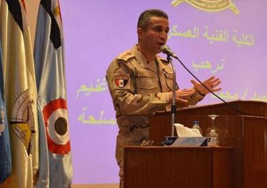 المتحدث العسكري العميد محمد سمير