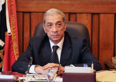 النائب العام السابق المستشار هشام بركات