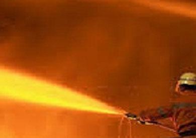 حريق - ارشيفية