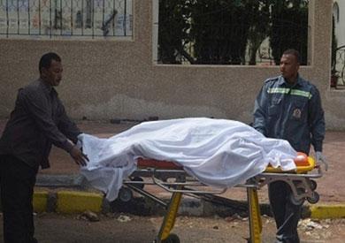 تشريح جثة تاجر مخدرات لقي مصرعه في مطاردة أمنية بمنشأة ناصر