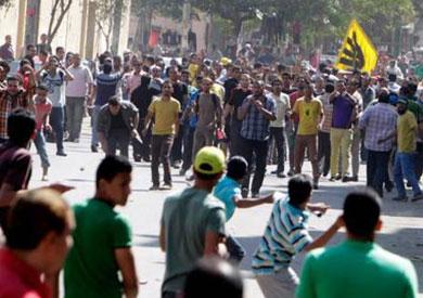 أرشيفية لمظاهرة لأنصار الإخوان بالبحيرة